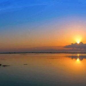Bali sunrise wall prints | Sanur Bue Sunrise | Chris Burton