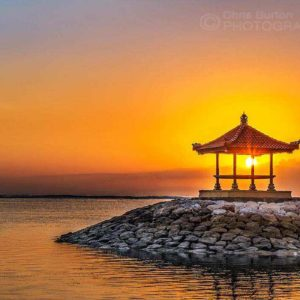International Landscape Photography Chris Burton.  Sanur Sunrise Bali