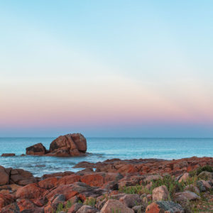 Gannet Rock Sunset Beach Photography South West Australia Beach Photography.  Dunsborough in the Margaret River region | Chris Burton Photography