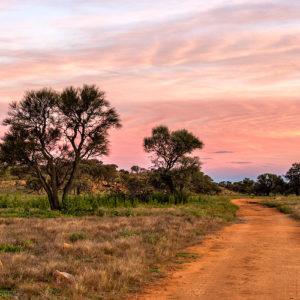Landscape Photography, by Chris Burton. Murchison Sunset